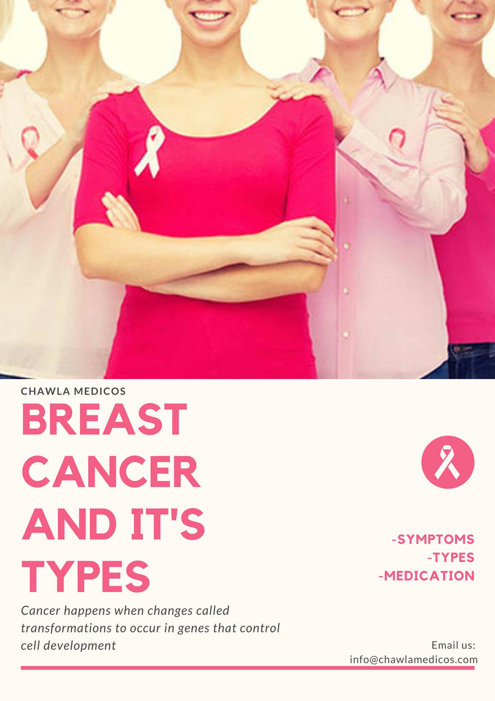 Breast Cancer - World Breast Cancer Month 2018
