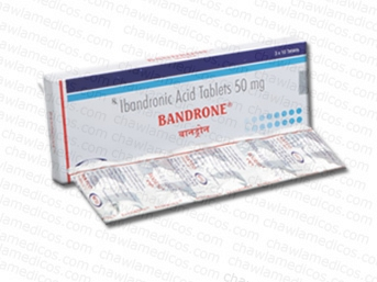Bandrone Tablet 50mg