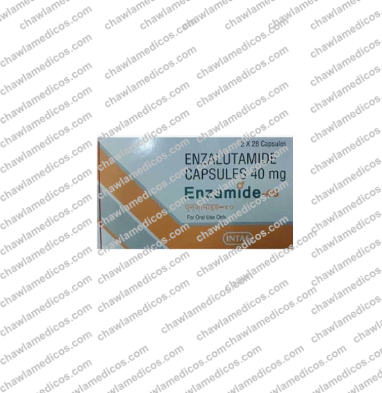 Enzamide 40 mg Tablet