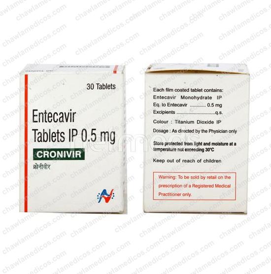 Cronivir Tablets