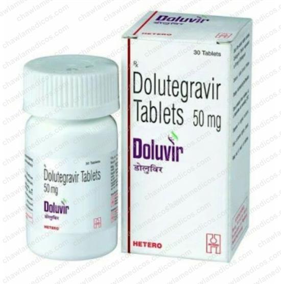Doluvir Tablets