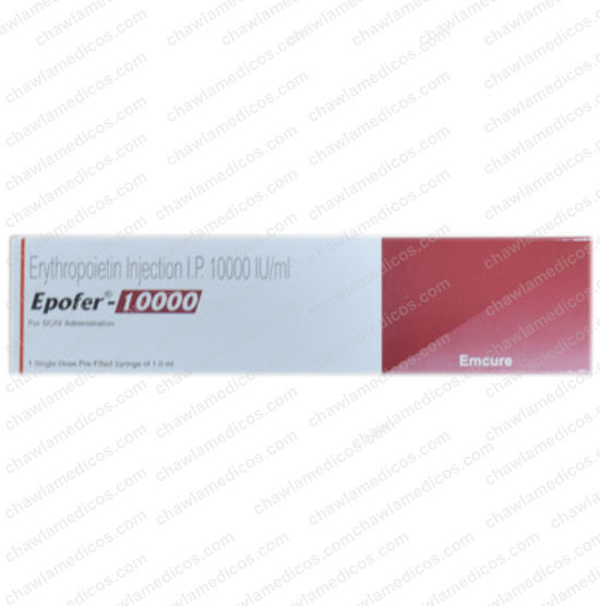 Epofer 10000IU/ml Injection