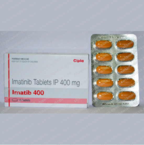 Imatib Tablet 400mg