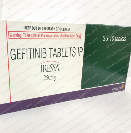 Iressa 250mg Tablets