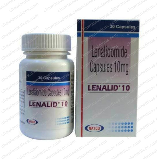 Lenalid 10mg Capsule