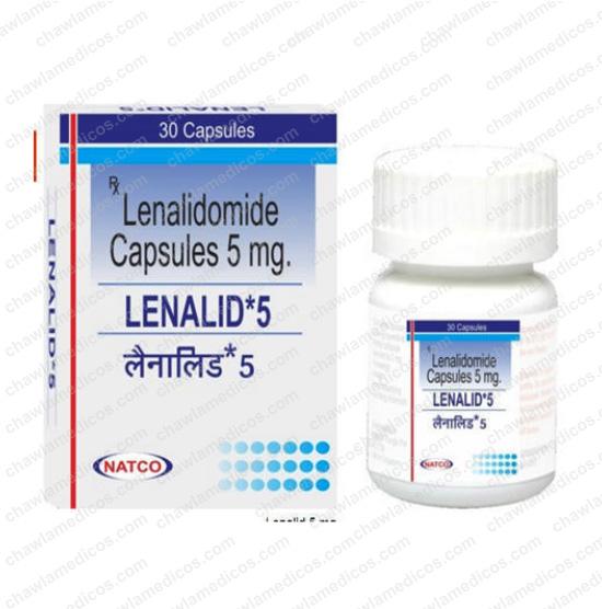 Lenalid Capsule 5mg