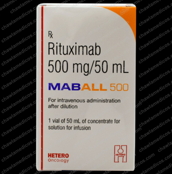 Maball 500 mg/50ml Injection