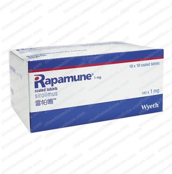Rapamune tablet