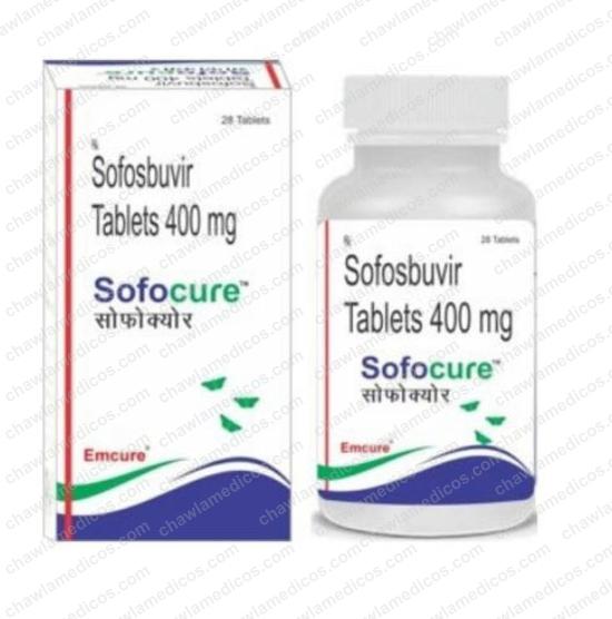 Sofocure 400 mg Tablets