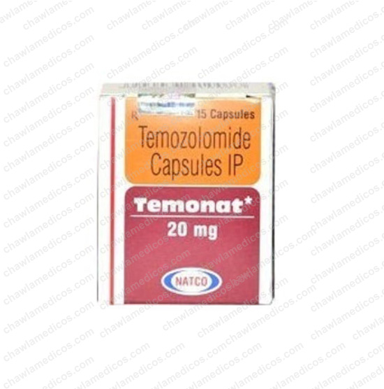 Temonat 20 mg Capsules