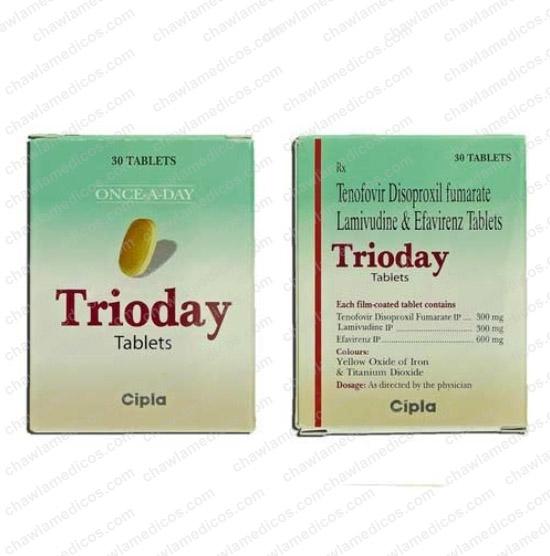Trioday Tablets