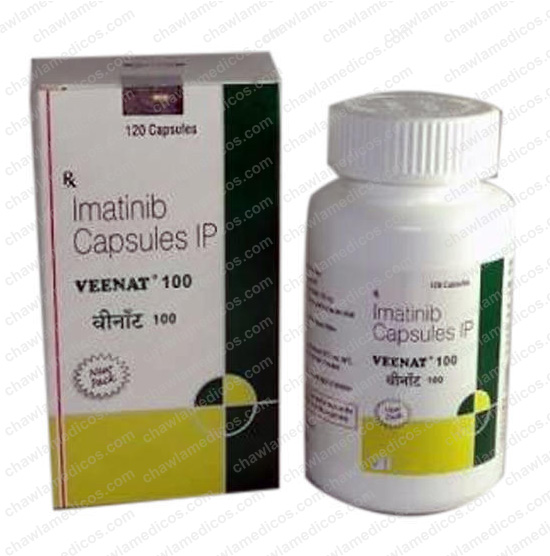 Veenat 100 mg tablets