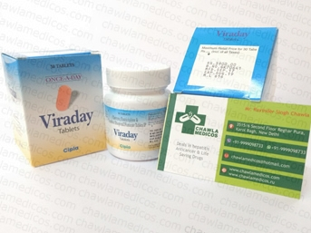 Viraday Tablets