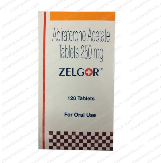 Zelgor 250mg Tablets